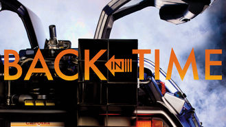 Netflix box art for Back In Time