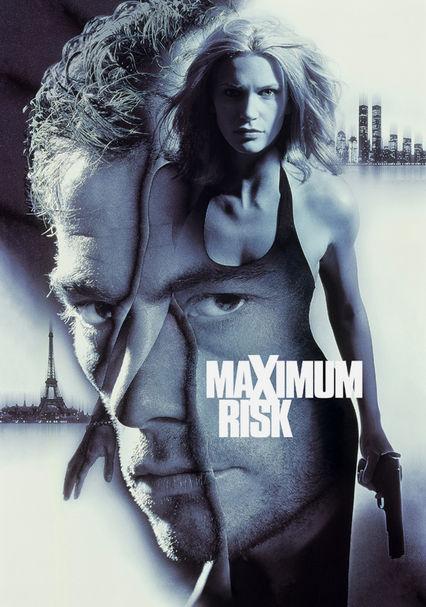 Maximum Risk Netflix MX (Mexico)