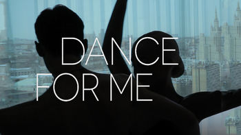 Netflix box art for Dance for Me