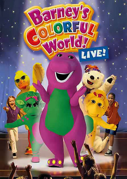 Barney: Barney's Colorful World: Live Netflix US (United States)