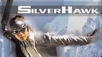 Netflix box art for Silver Hawk
