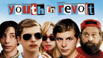 Netflix box art for Youth in Revolt