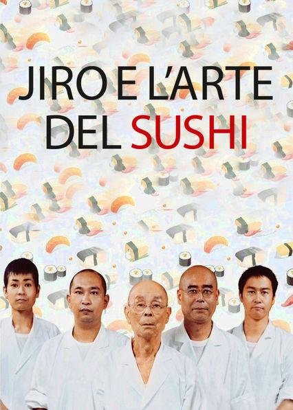 Jiro Dreams of Sushi Netflix ES (España)