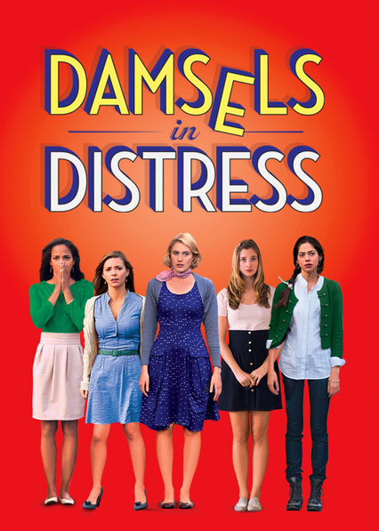 Damsels in Distress Netflix UK (United Kingdom)