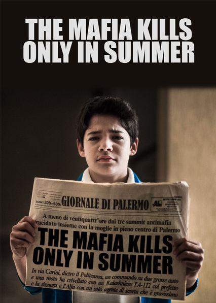 La mafia uccide solo d'estate Netflix ES (España)