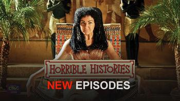 Netflix box art for Horrible Histories - Season 2