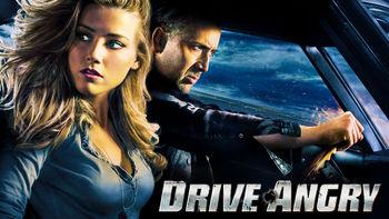 Netflix box art for Drive Angry