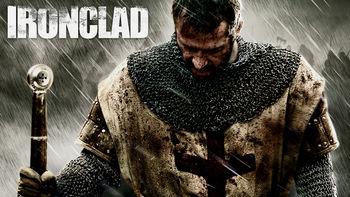 Netflix box art for Ironclad