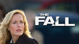 Netflix box art for The Fall - Season 1