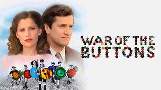 Netflix Box Art for War of the Buttons