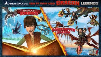 Netflix box art for DreamWorks How to Train Your Dragon... - Season 1