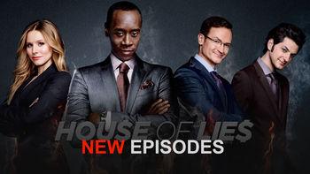 Netflix box art for House of Lies - Season 2