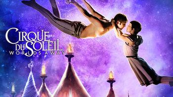 Netflix box art for Cirque du Soleil: Worlds Away