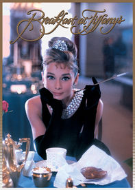 Breakfast at Tiffany's Netflix BR (Brazil)