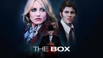 Netflix box art for The Box