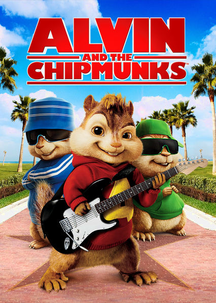 Alvin and the Chipmunks Netflix ES (España)