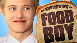 Netflix box art for The Adventures of Food Boy
