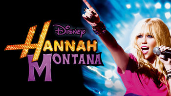 Netflix box art for Hannah Montana - Season 1