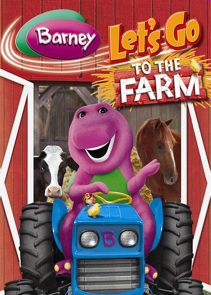 Barney: Let's Go to the Farm Netflix US (United States)