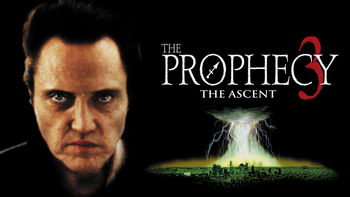Netflix box art for The Prophecy 3: The Ascent