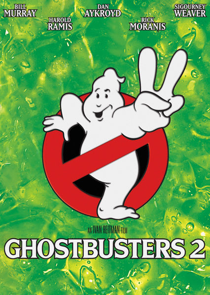Ghostbusters 2 Netflix CO (Colombia)