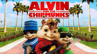 Netflix box art for Alvin and the Chipmunks
