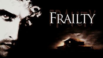 Netflix box art for Frailty