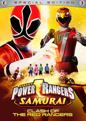 Power Rangers Samurai: Clash of the Red...