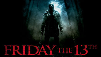 Netflix box art for Friday the 13th