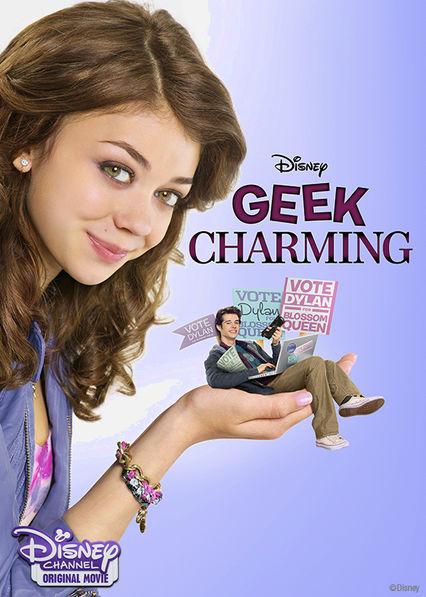 Geek Charming Netflix AU (Australia)