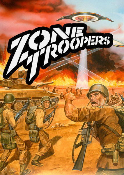 Zone Troopers Netflix UK (United Kingdom)