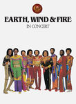 Earth, Wind & Fire in Concert Poster