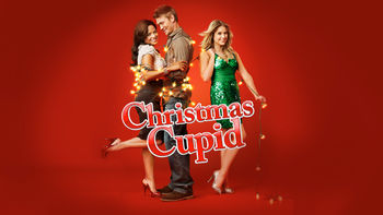 Netflix box art for Christmas Cupid
