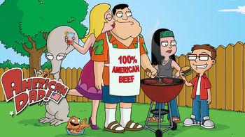 Netflix box art for American Dad! - Season 1