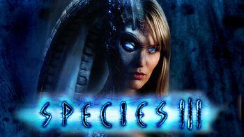 Netflix Box Art for Species III