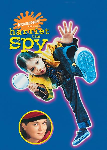Harriet the Spy Netflix KR (South Korea)
