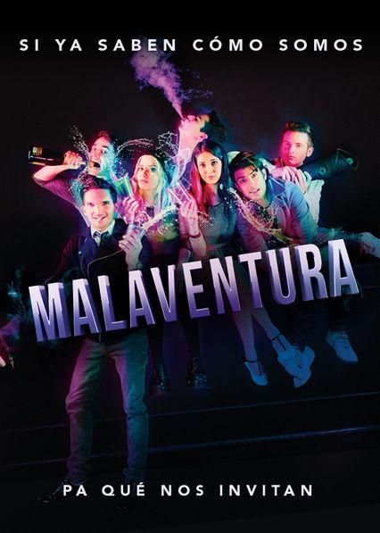 Malaventura Netflix BR (Brazil)