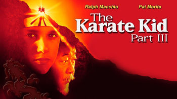 Netflix box art for The Karate Kid Part III