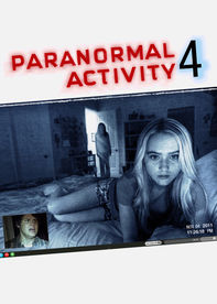 Paranormal Activity 4: Unrated Edition Netflix EC (Ecuador)