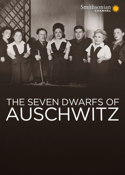 The Seven Dwarfs of Auschwitz Netflix PR (Puerto Rico)