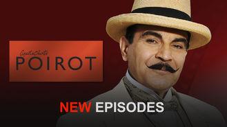 Netflix box art for Agatha Christie's Poirot - Series 13