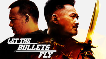 Netflix box art for Let the Bullets Fly
