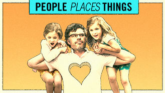 Netflix box art for People, Places, Things