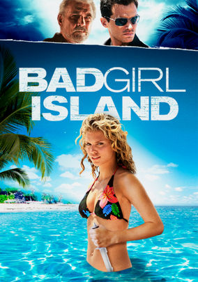 Netflix box art for Bad Girl Island