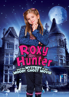 Roxy Hunter and the Mystery of the Moody