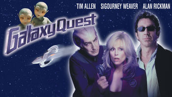 Netflix box art for Galaxy Quest
