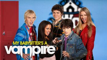 Netflix box art for My Babysitter's a Vampire - Season 1