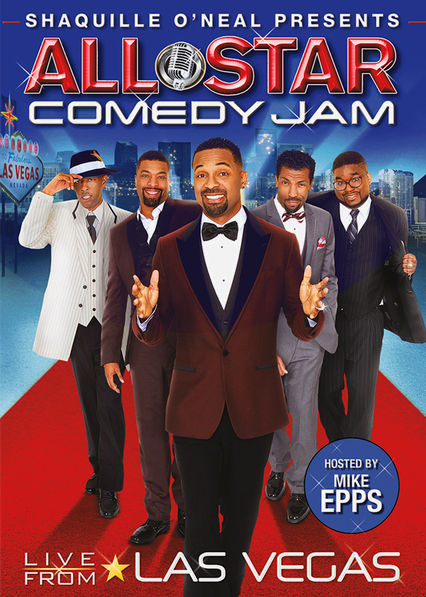 Shaquille O'Neal Presents: All Star Comedy Jam: Live from Las Vegas Netflix US (United States)