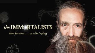 Netflix Box Art for Immortalists, The