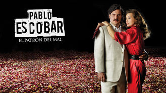 Netflix box art for Pablo Escobar, el patrón del mal - Season 1
